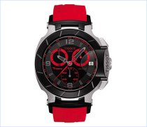 T-Race Red Watches