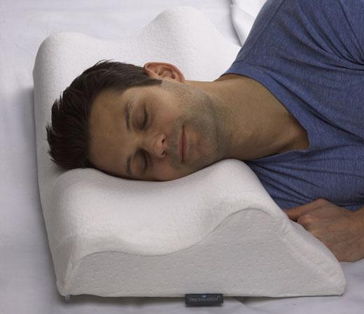 new Memory Foam Anti-Snore Pillow