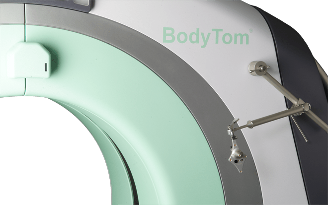 BodyTom™: A Portable, Full Body, Multi-Slice CT Scanner