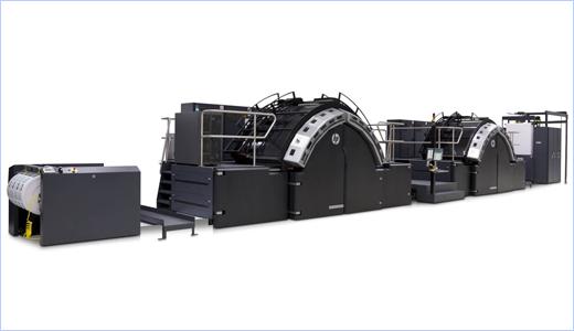 Pitney Bowes IntelliJet 42 Printing System