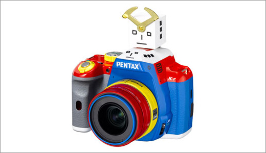 Pentax Korejanairobo K-r DSLR camera