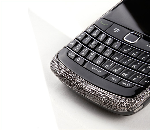 Amosu Black Diamond Blackberry 9780