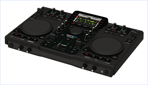 New Stanton SCS.4DJ Digital DJ MixStation
