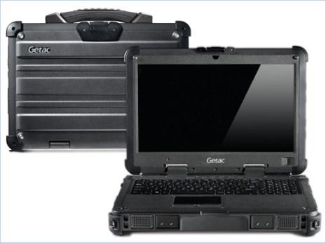 Getac X500 Rugged Notebook Computer
