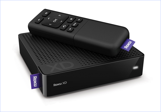 Roku XD player