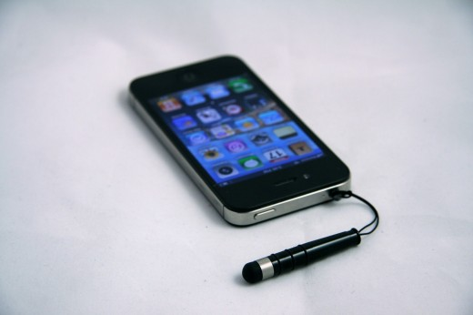 Touch Screen Stylus for iPhone and Others / by Primary Case