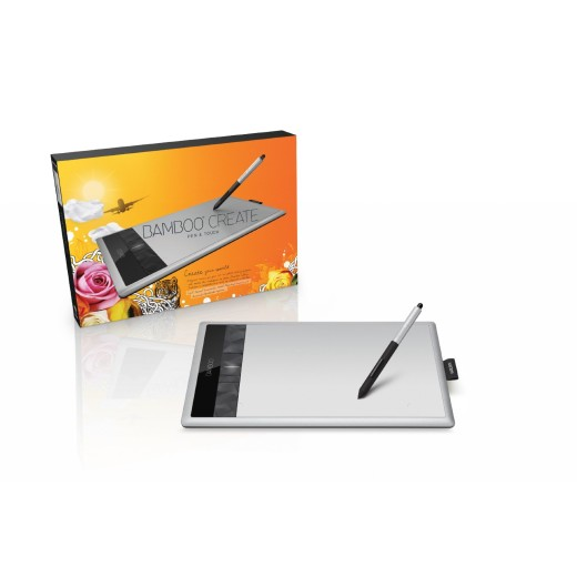Wacom Bamboo Create Tablet