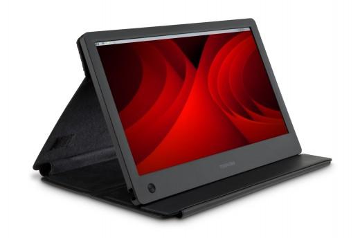 Toshiba 15.6-inch Diagonal USB 3.0 Mobile Monitor