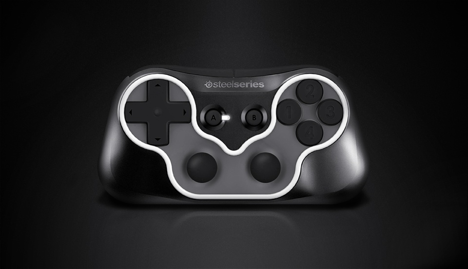 SteelSeries Ion Wireless Controller