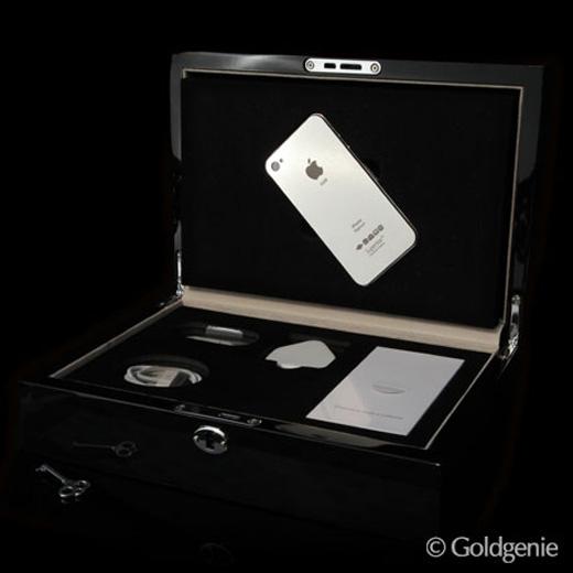 iPhone 4S Prices - Complete Price List of Luxury iPhone 4S ...
