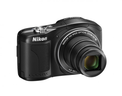 COOLPIX L610 Compact Camera
