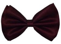 Burgundy Bow Tie - 296382 | trendyhalloween.com