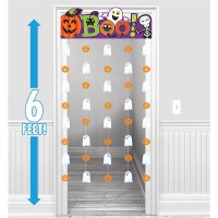 Family Friendly Halloween Doorway Curtain - 335349 ...