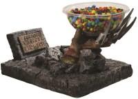 Freddy Krueger Grave Hand Candy Holder - 345787 ...