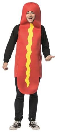 Hot Dog & Bun Adult Costume Set - 372280 | trendyhalloween.com