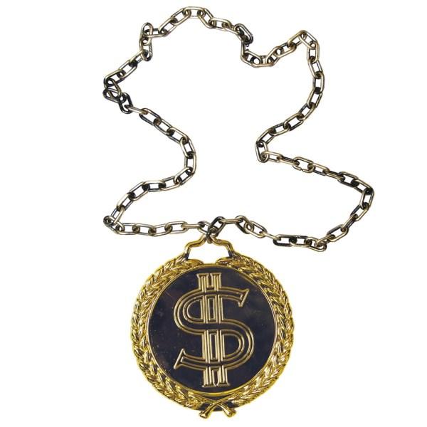 Gold Big Cash Money Medal - 395320