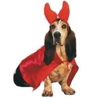 Devil Dog Pet Costume