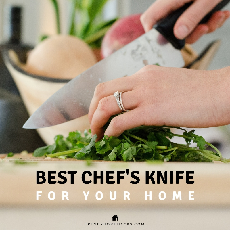What Makes the Best Chef's Knife for Home Cooking
