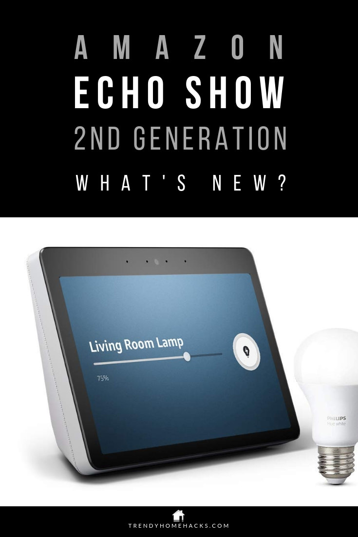 Echo Show & Alexa Smart Home Assistant New Features