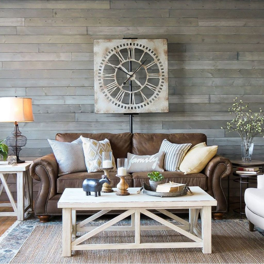 How To Get The Farmhouse Style Living Room Trendy Home Hacks