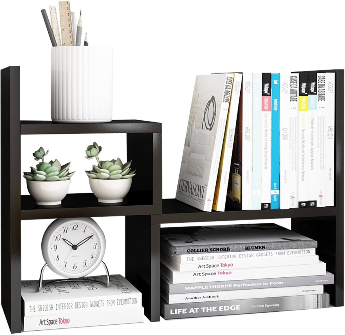 Do you need a storage rack to set up a productive workspace at home