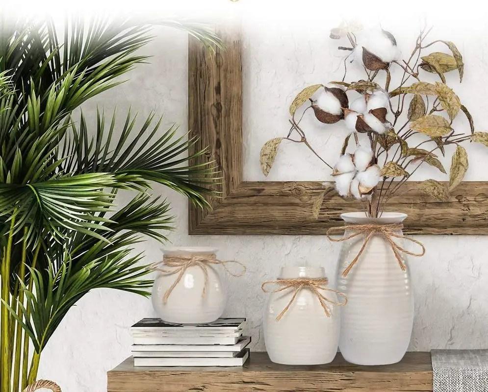 Modern-Farmhouse-Ceramic-Vases