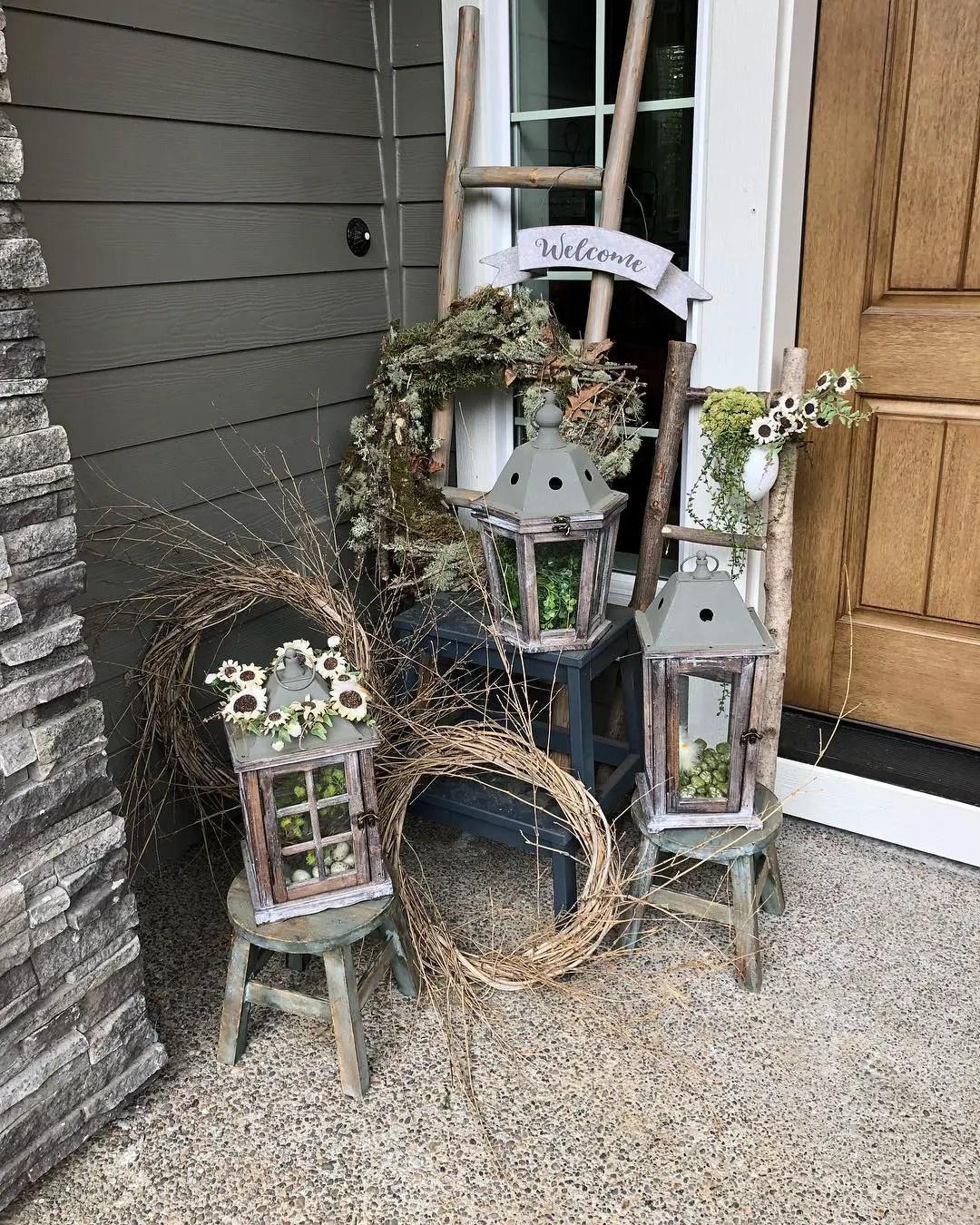 porch vignette