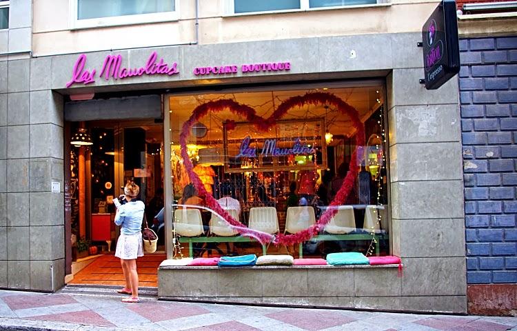 Las Manolitas Cupcakes