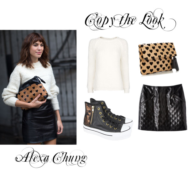 Copy the look: Alexa Chung 2