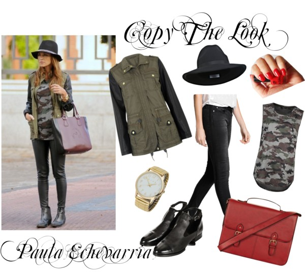 Copy the look: Paula Echevarria