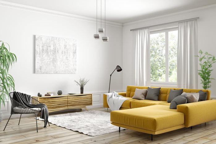 Cómo aprovechar la luz solar en la decoración de tu hogar