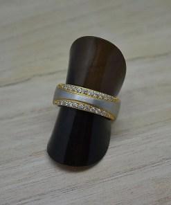 Dames ring Trento Porto online kopen | Trendy Juweeltjes