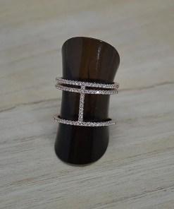 Dames ring Trento Zora online kopen | Trendy Juweeltjes