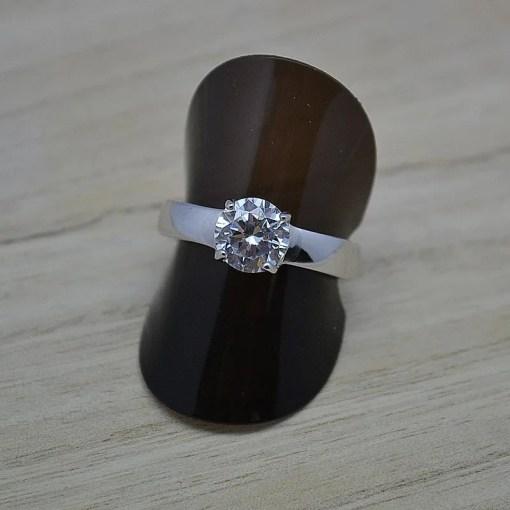 Zilveren dames ring Trento Amoureus online kopen | Trendy Juweeltjes