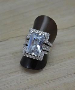 Zilveren dames ring Trento Elke online kopen | Trendy Juweeltjes