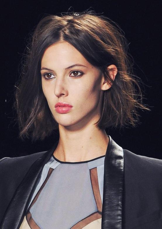 Des idées de coupes de cheveux : les jolis carrés - Trendy Mood