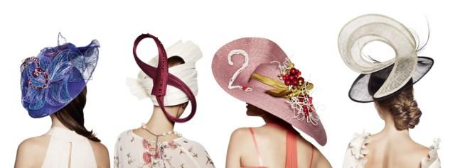 Chapeaux des blogueuses Prix de Diane