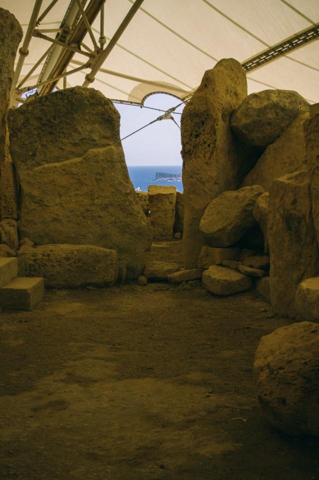 Malte - Hagar Qim and Mnajdra Temples