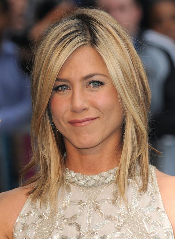 Idées de coupes de cheveux - Jennifer Aniston