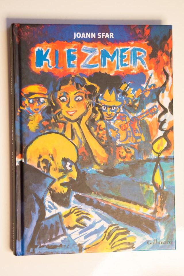 Klezmer - Joann Sfar-1