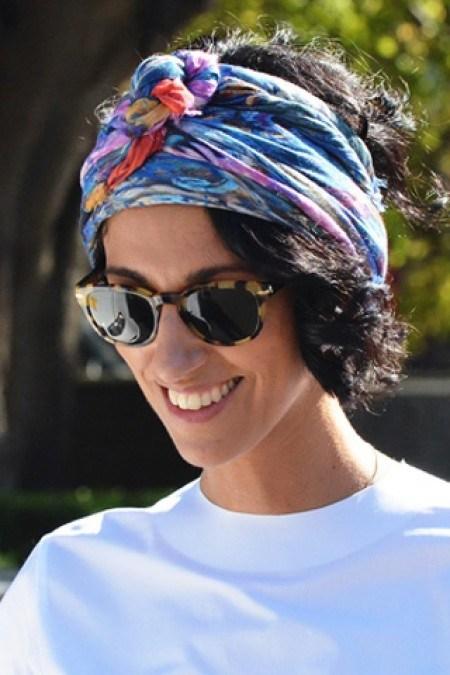 foulard 9