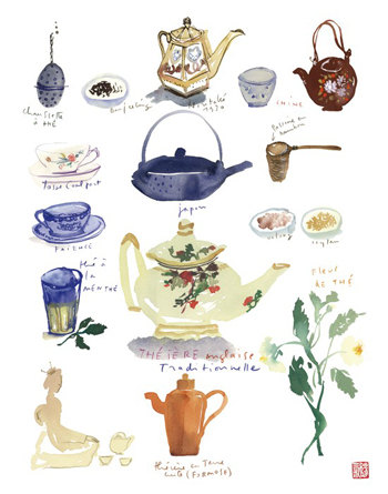 Etsy - Le thé