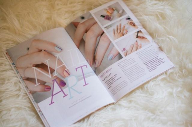 Nail Art - My Little World-1