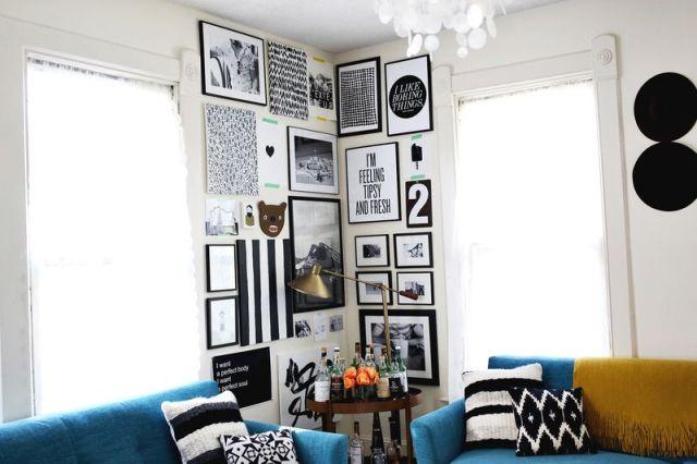 Wall Gallery DIY