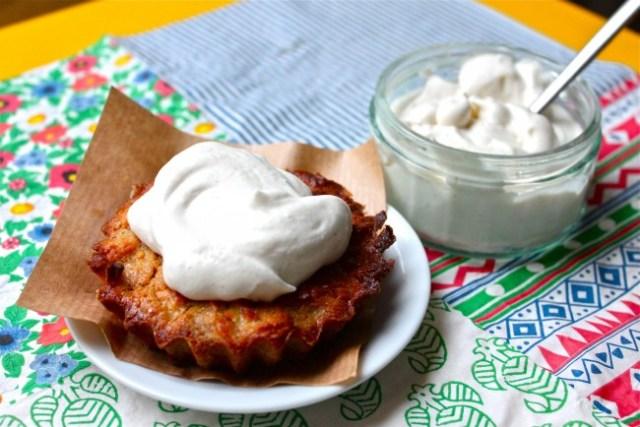 Tartelettes aux pommes - Amalgame