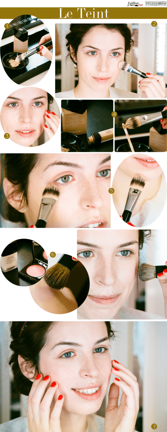 Chanel Look Jour - Babillages x Trendy Mood