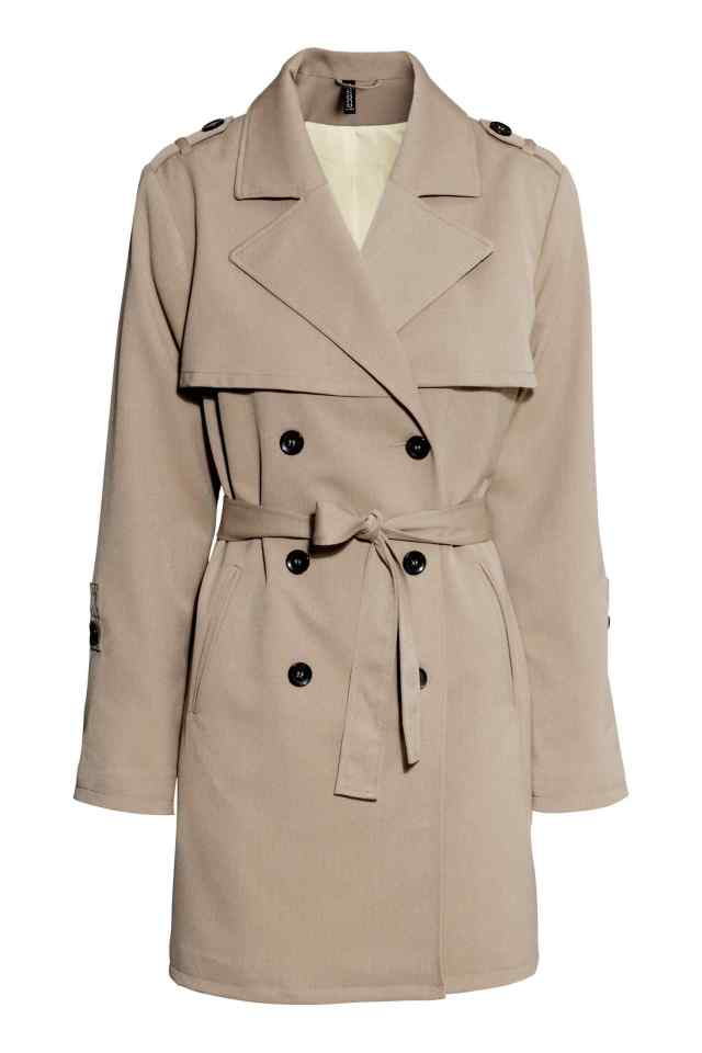 trench H&M