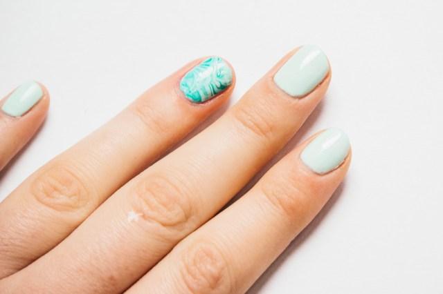 Nail Art - My Little World Avril-10