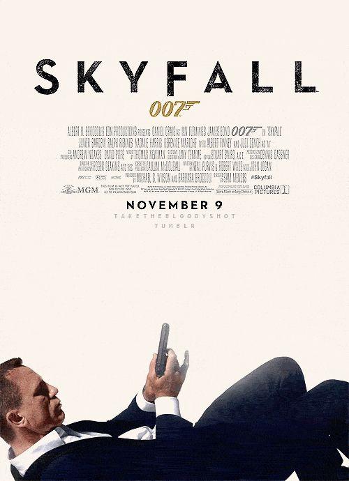 Skyfall animé