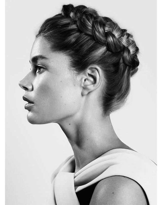 inspiration Doutzen Kroes Hair Romance